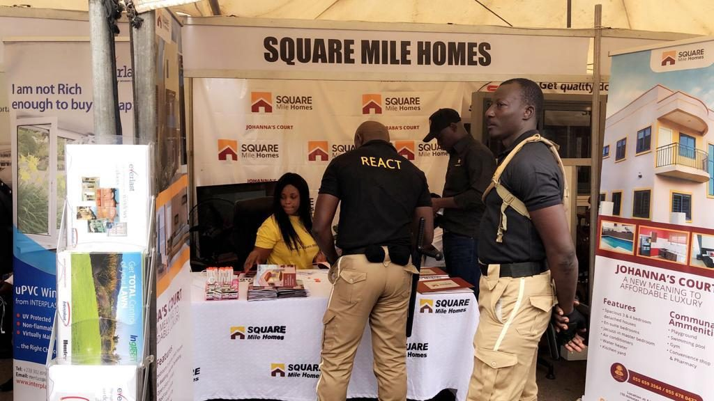 Square Mile Homes activations at the West Hill Mall proudly organised by Hi-Lynks Communications Limited