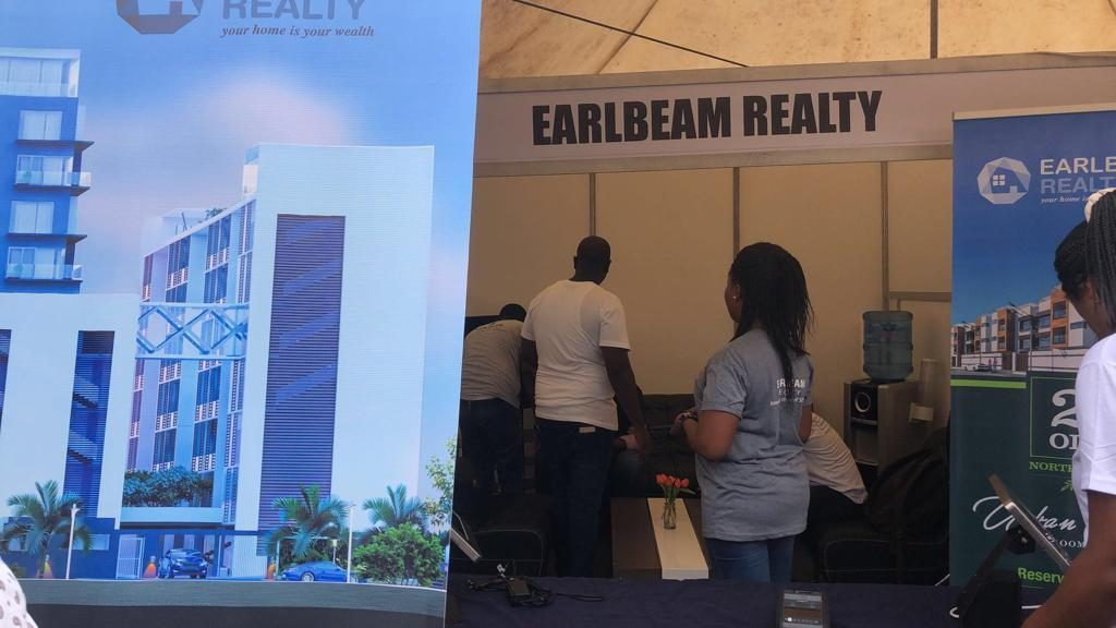 Earlbeam Realty activation at the West Hills Mall
